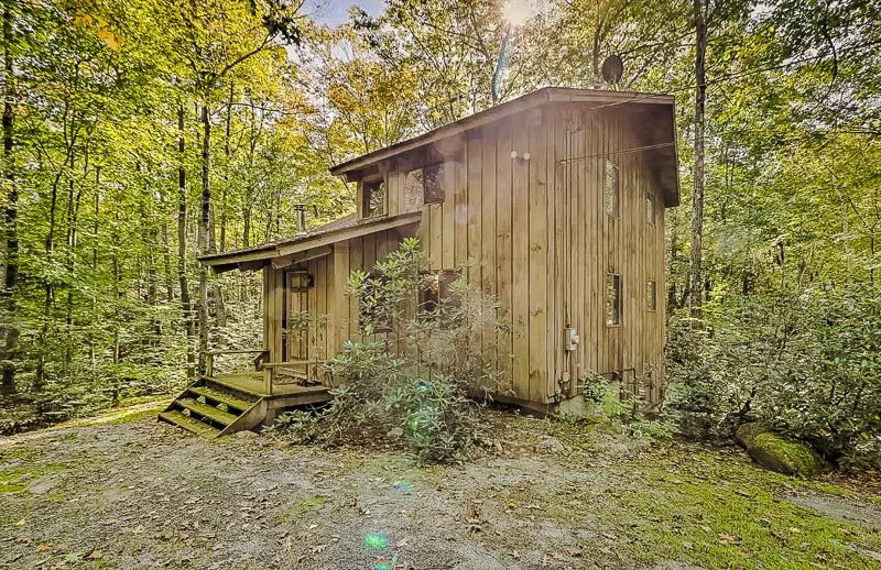 One of the most unique Airbnbs in Massachusetts.