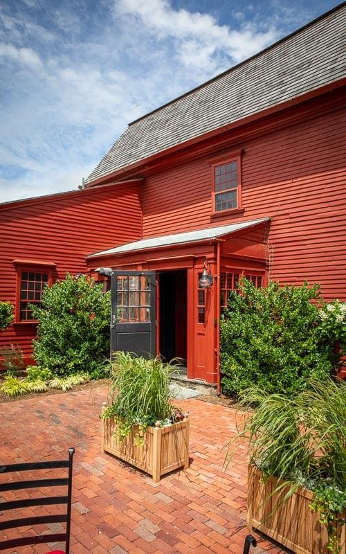 White Horse Tavern in Newport, Rhode Island
