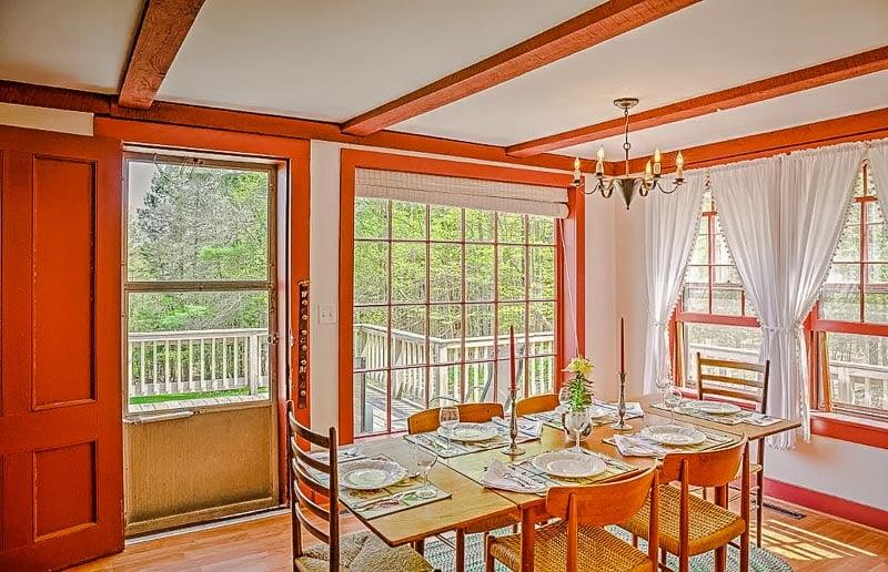 A beautiful vacation rental in Stockbridge, Massachusetts.