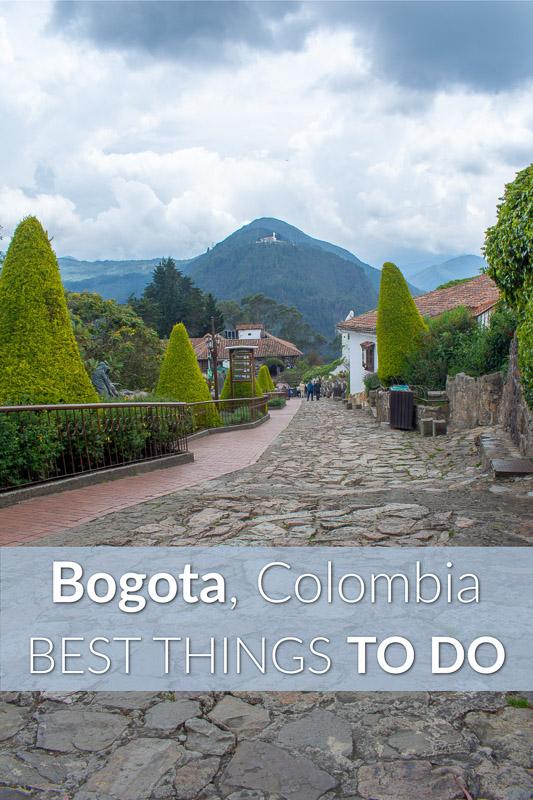 Bogota travel guide pinterest photo