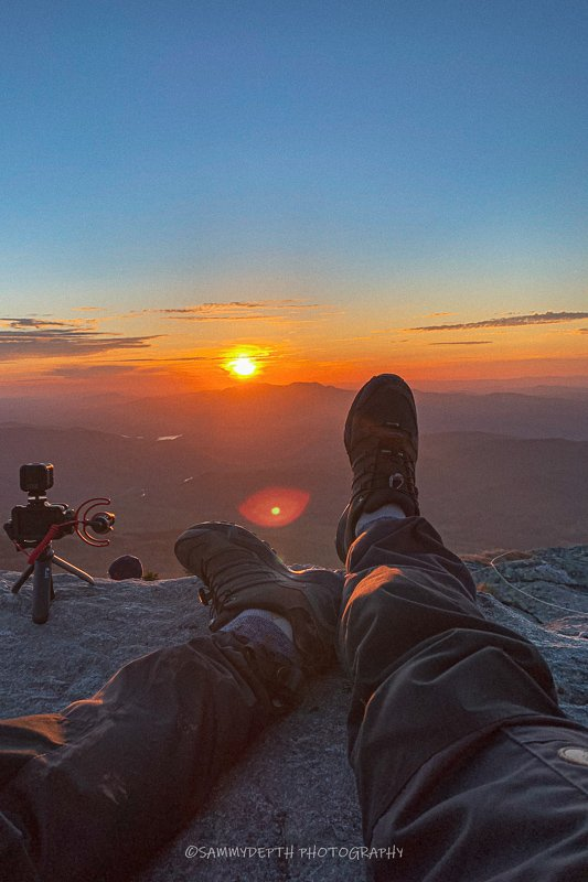 Camel's Hump is a great sunrise hike