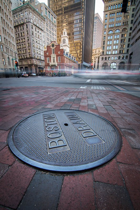 The Freedom Trail in Boston is one of the top hikes in New England.