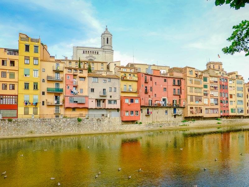 Girona is a photographer's dream near Barcelona.