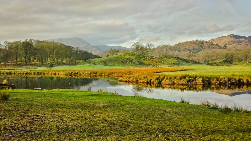 The Lake District of England is among the most Instagrammable places in the country.