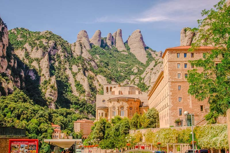 Montserrat is a must-see during a long weekend in Barcelona, especially as a day trip