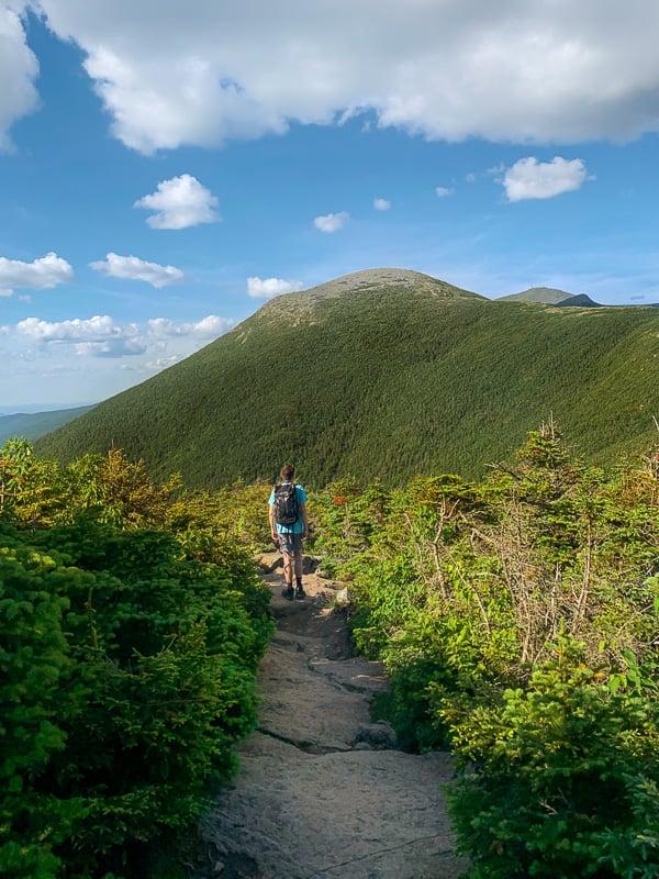 Mount Eisenhower in New Hampshire