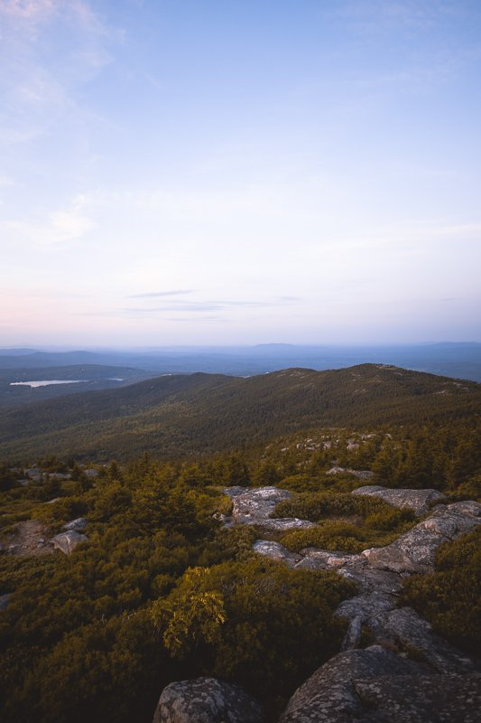 Mount Monadnock is one of the best hikes in New England