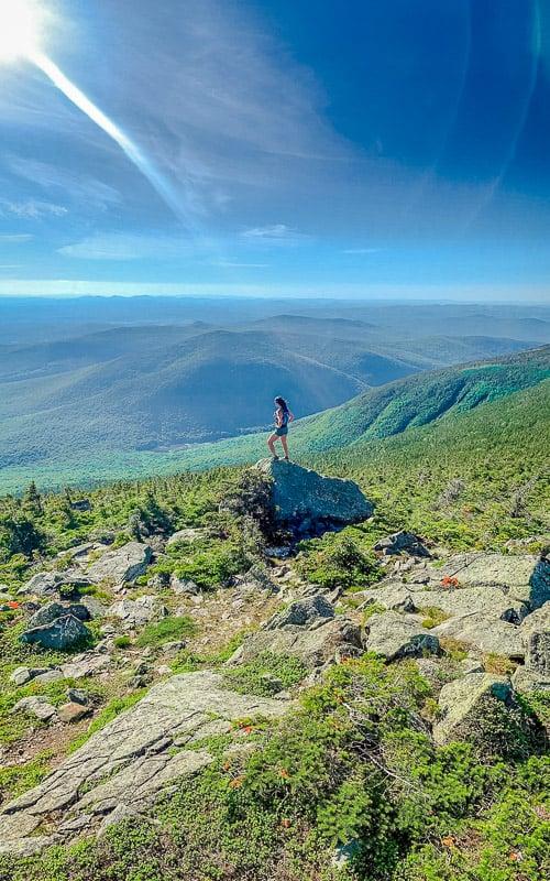 Mt. Moosilauke in NH