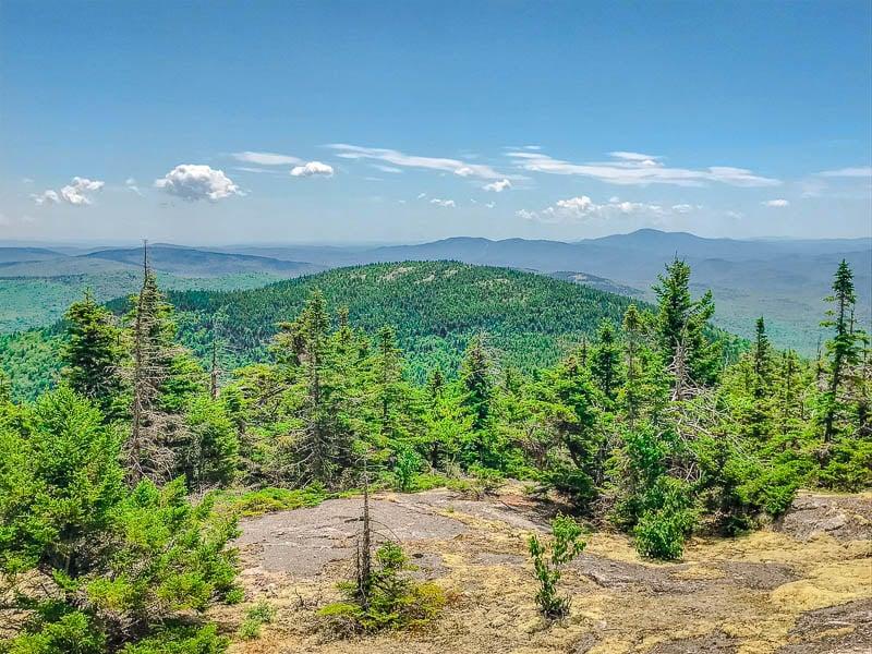 Mount Cardigan Holt Trail New Hampshire