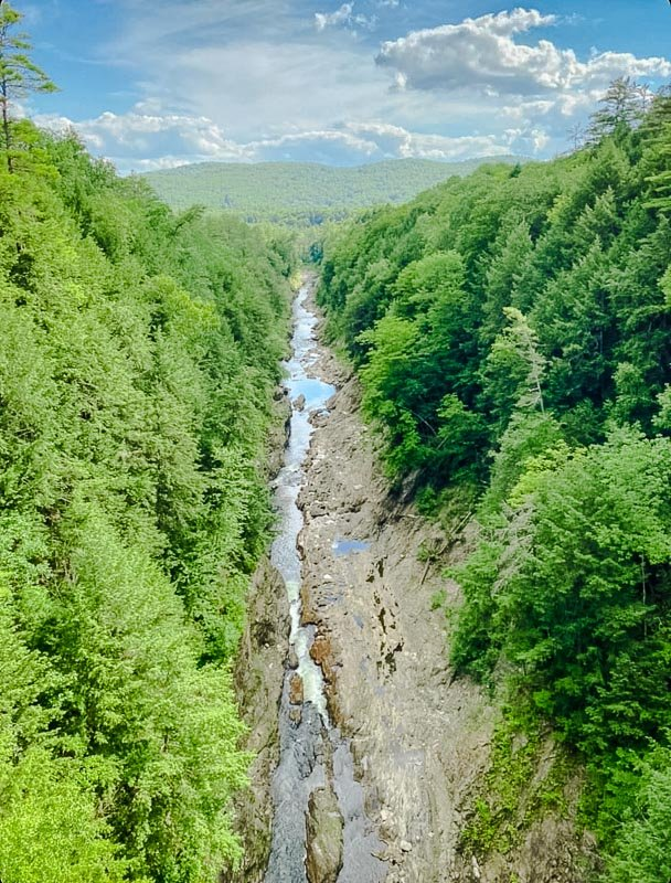 Vermont's Little Grand Canyon