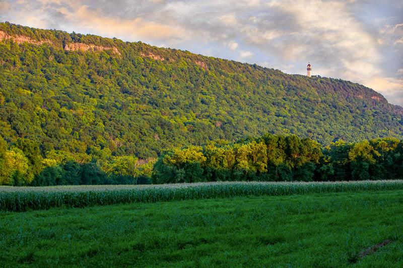 Talcott Mountain Trail