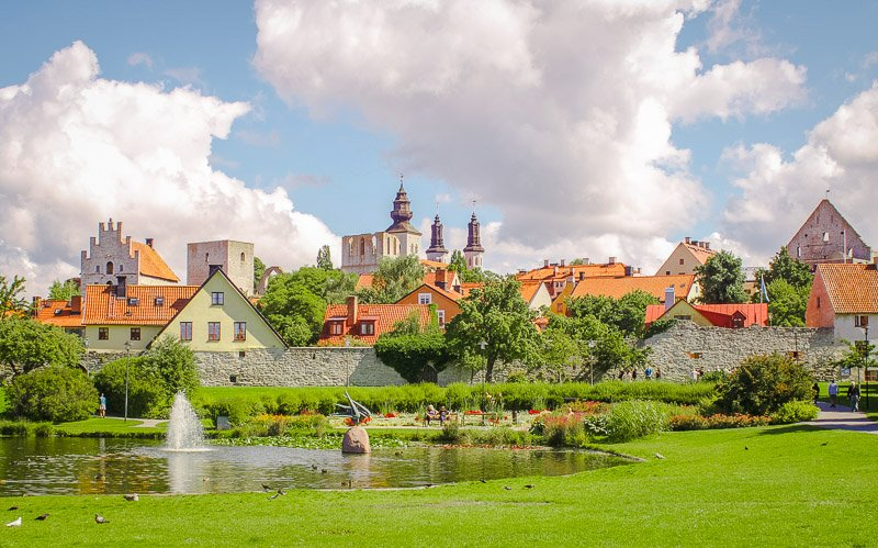 Visby, Sweden is a beautiful off the beaten track destination. It's no wonder Visby is one of the best hidden gems in Europe