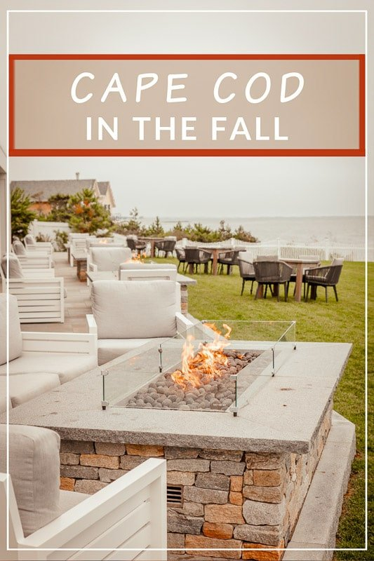 Cape Cod in the fall pinterest photo