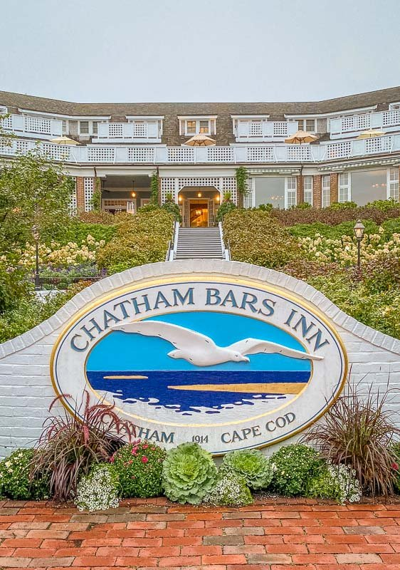 The Chatham Bars Inn is one of the most iconic hotels in New England.