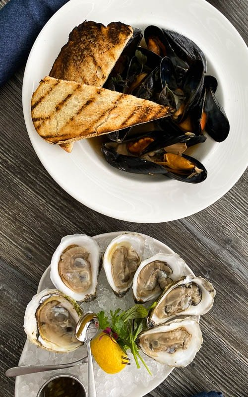 The seafood on Cape Cod is second to none!