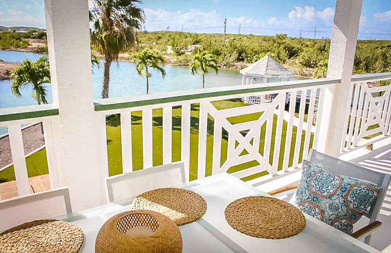 A unique island stay in Turks and Caicos.