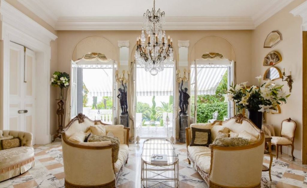 Elegant interior designs