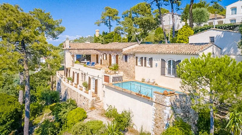 This Airbnb villa in France is definitely one of the coolest Airbnbs in the world.