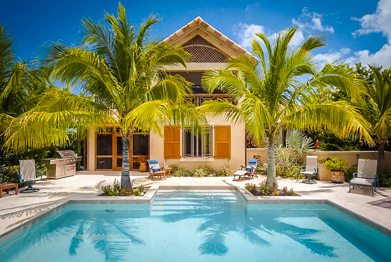 The perfect place to relax and unwind in Turks and Caicos.