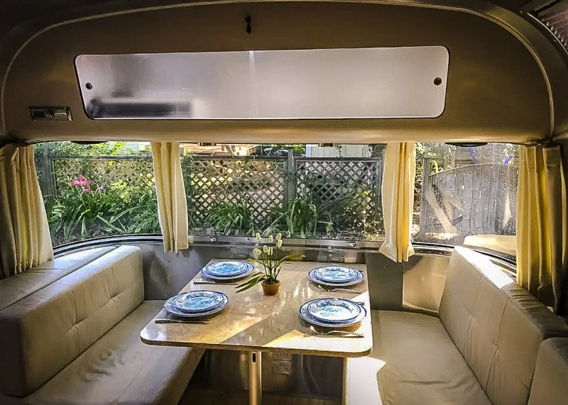 Cool Airstream rental property in GA