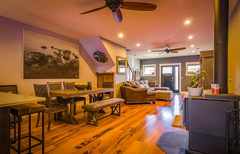 One of the coolest vacation rentals in Rhode Island.