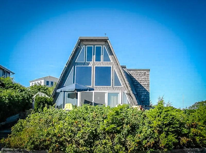 A beautiful beach house Airbnb in Cape Cod