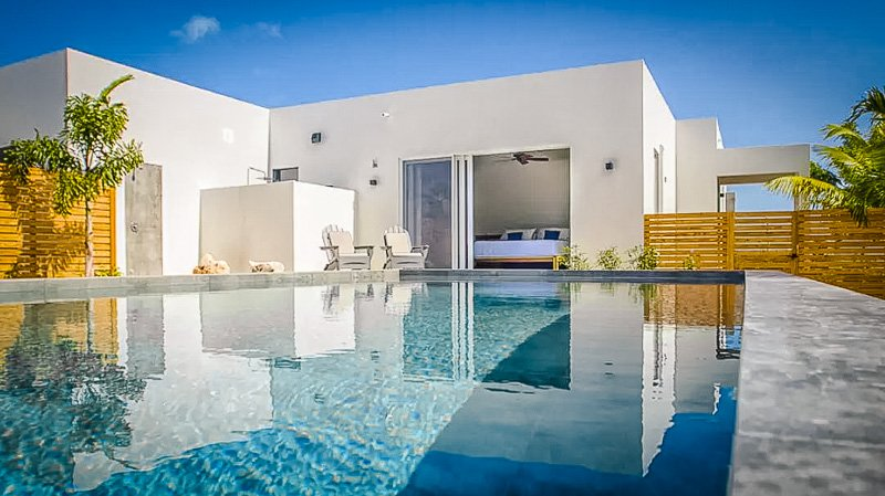 Affordable luxury rental in Providenciales.