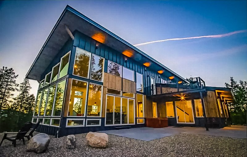 One of the coolest Airbnbs in Colorado