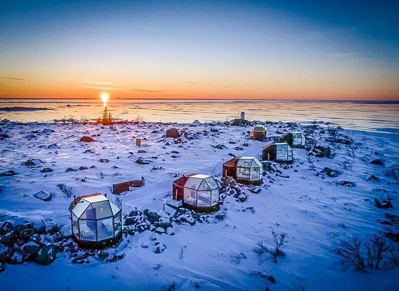 Stay at this glass igloo in Finland and you'll see why it's among the best Airbnbs in the world