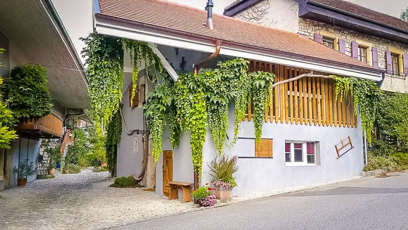 One of the best vacation rentals in Switzerland