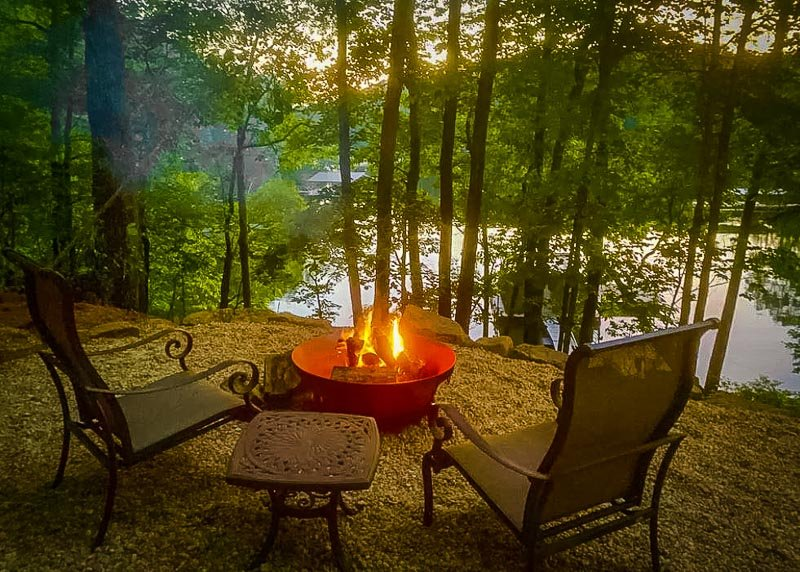 The perfect place in Georgia for a romantic getaway