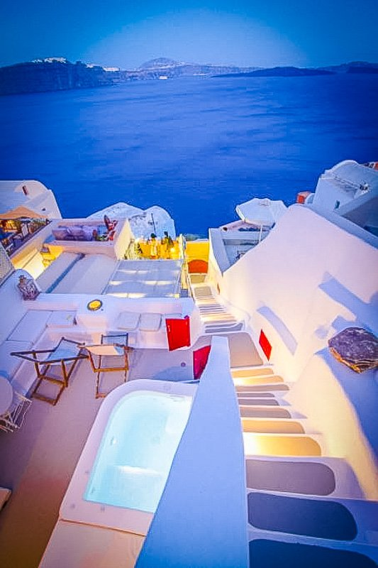 One of the coolest Airbnbs in the world is found in Greece