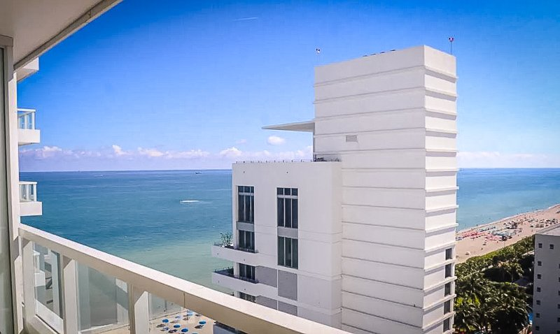 A world-class hotel-turned-Airbnb in Miami, Florida.