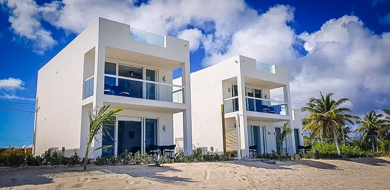 A popular Airbnb rental in Providenciales, Turks and Caicos.