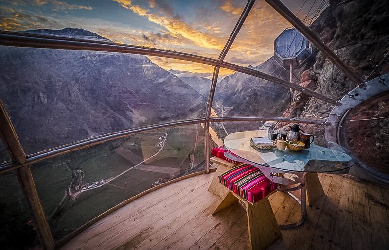 This unique Airbnb in Peru is among the best rentals in the world.