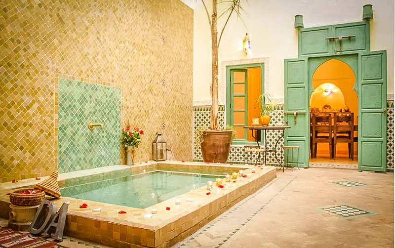 This rental in Morocco is among the best Airbnbs in the world.