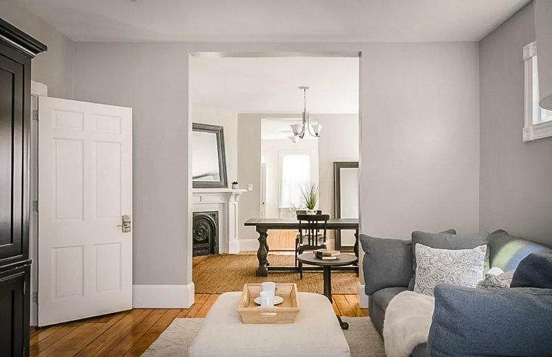 This elegant condo in Newport is among the best Airbnbs in Rhode Island.
