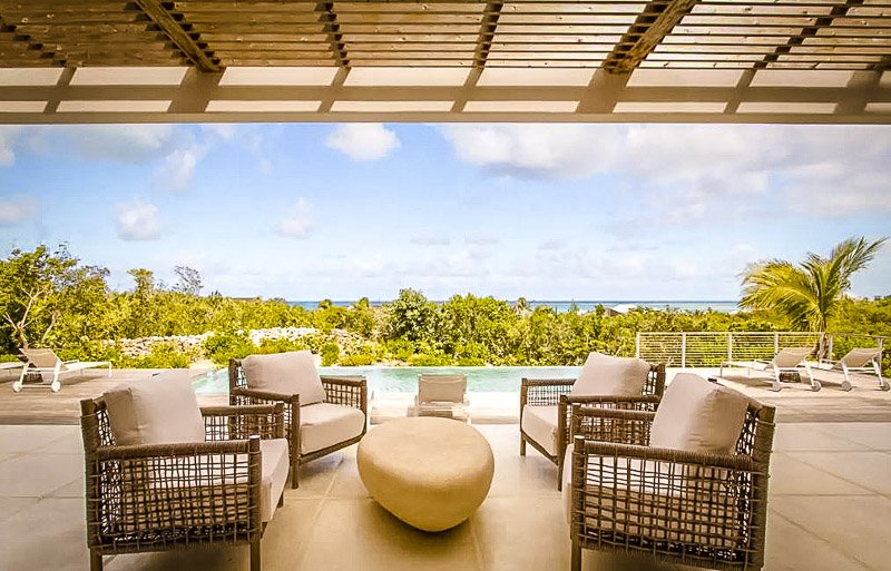 Turks and Caicos extravagant Airbnb vacation rental