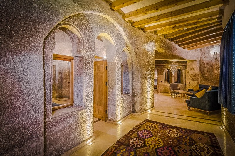 This Cappadocia Airbnb is one of the coolest rentals in the world.