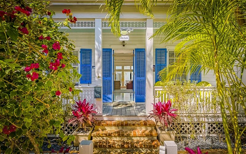 Casa Loca is one of the most unique Airbnbs in the Florida Keys