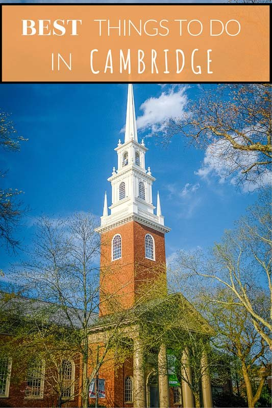 Enjoyed this article on the best things to do in Cambridge, Massachusetts? Pin it!