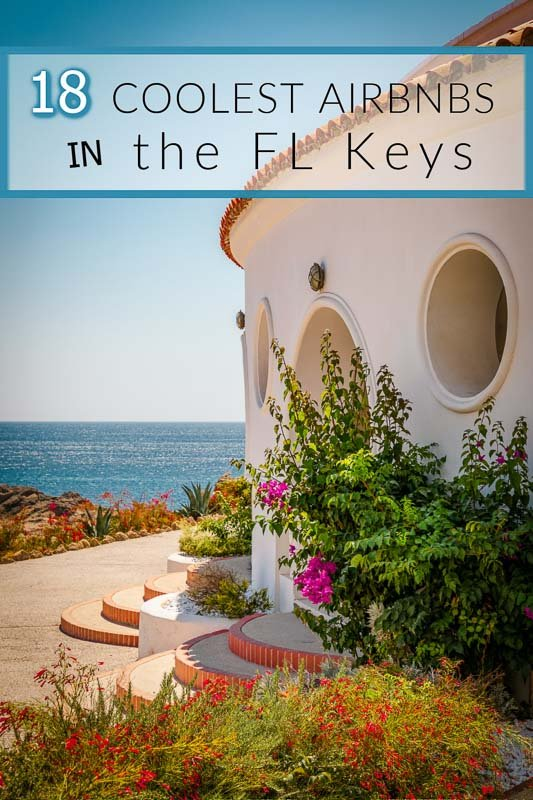 Coolest Airbnbs in the Florida Keys pinterest photo