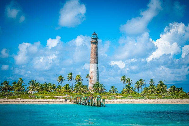 Dry Tortugas National Park is worth all the effort to get to. It's among the top Florida hidden gems.