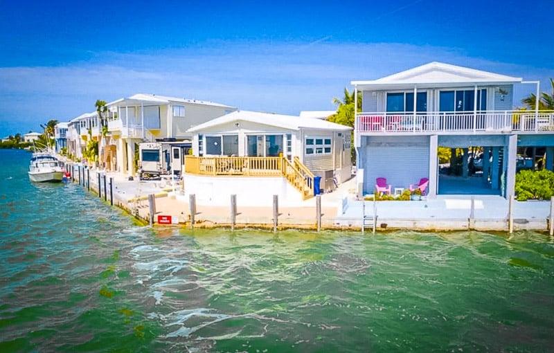Atlantis Oceanfront Cottage in the Florida Keys