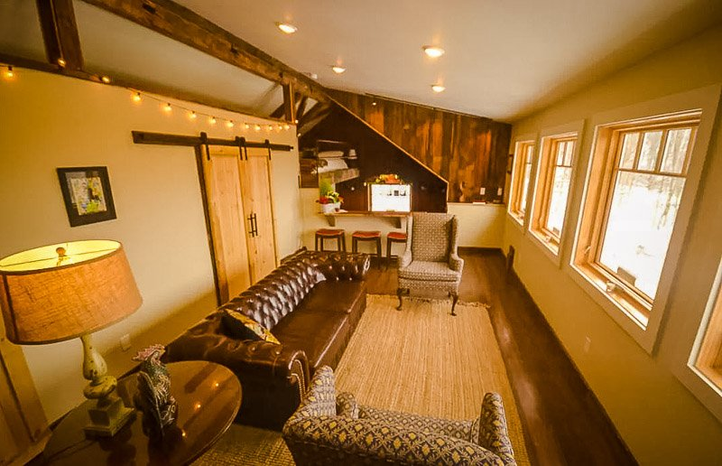 One of the coolest Airbnb rentals in Vermont