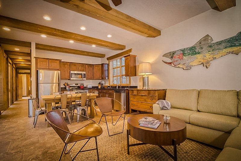 Definitely one of the nicest Airbnbs in Jackson Hole
