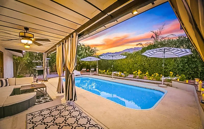 This Airbnb rental is among the coolest in all of Southern California.