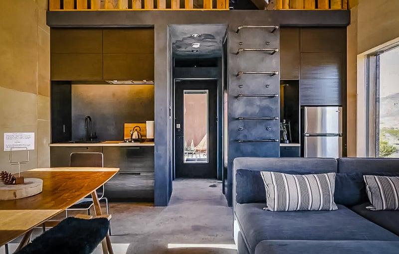 An elegant interior decor