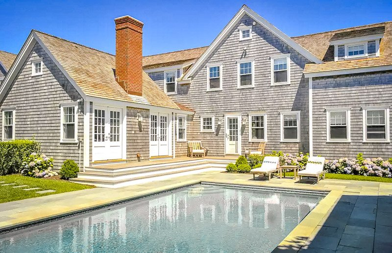 This cape cod home is one of the best luxury rentals in the US