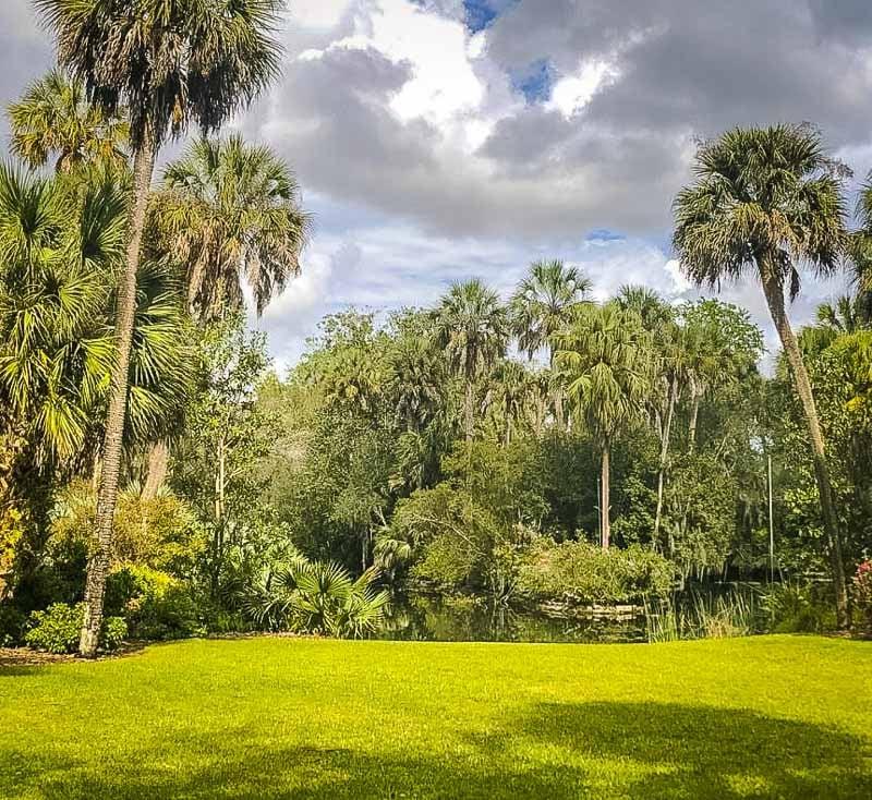Bok Tower Gardens in Polk County, Florida.